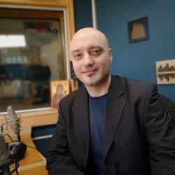 Водачът на Демократична България за Стара Загора -д-р Атанас Славов